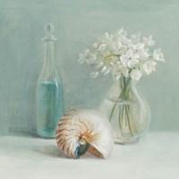 White Flower Spa Fine Art Print