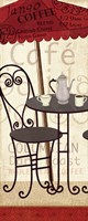 Tango Coffee I by Veronique Charron - various sizes