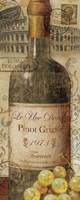 European Wines I Fine Art Print