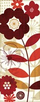 Floral Pop I by Mo Mullan - various sizes