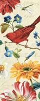 Rainbow Garden VII by Lisa Audit - various sizes
