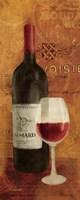Vin Rouge Panel II by Albena Hristova - various sizes - $25.99