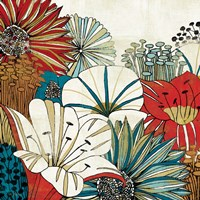 Contemporary Garden I by Mo Mullan - various sizes - $26.49