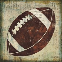 "12"" x 12"" Football Pictures"