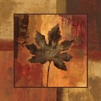 October Leaf I Fine Art Print