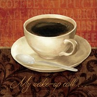 Coffee Talk II by Daphne Brissonnet - various sizes