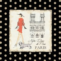 Ladies in Paris IV Fine Art Print