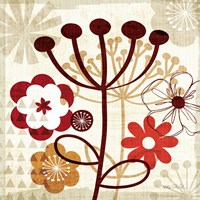 Floral Pop III by Mo Mullan - various sizes