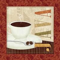 Coffee Cup I Fine Art Print