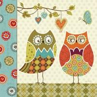 Owl Wonderful I Fine Art Print