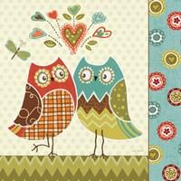Owl Wonderful II by Lisa Audit - various sizes