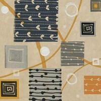 Graphic Tiles I by Wild Apple Portfolio - various sizes - $26.49
