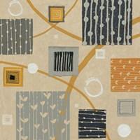 Graphic Tiles II by Wild Apple Portfolio - various sizes - $26.49