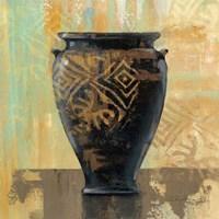 Glazed Pot III Decorative Accents by Silvia Vassileva - various sizes