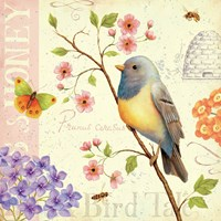 Birds and Bees I by Daphne Brissonnet - various sizes - $26.49
