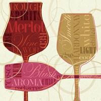 Colorful Wine I by Pela Studio - various sizes