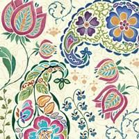 Peacock Fantasy IV by Daphne Brissonnet - various sizes
