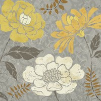 Morning Tones Gold II by Daphne Brissonnet - various sizes - $26.49