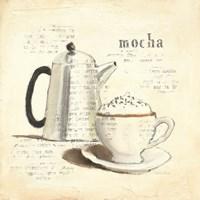 Parisian Coffee I Fine Art Print