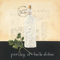 Huile d Olive I Fine Art Print