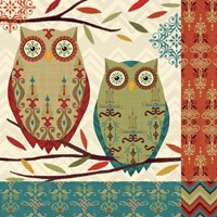 Hoot II by Veronique Charron - various sizes, FulcrumGallery.com brand
