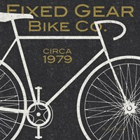 Fixed Gear Bike Co. by Michael Mullan - various sizes
