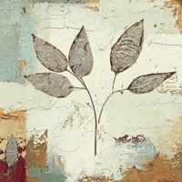 Silver Leaves III by James Wiens - various sizes
