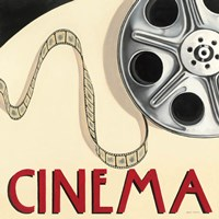 Cinema by Marco Fabiano - various sizes