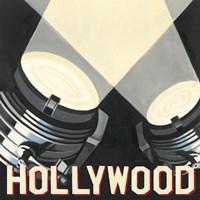 Hollywood Fine Art Print