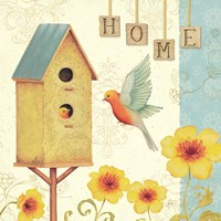 Welcome Home I Fine Art Print