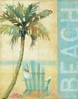 Ocean Beach I Fine Art Print