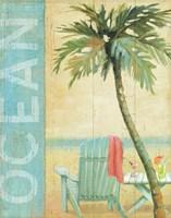 Ocean Beach II Fine Art Print