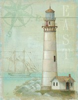 East Coastal Light by Daphne Brissonnet - various sizes