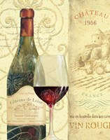 Wine Passion II Fine Art Print
