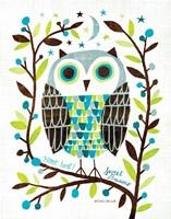 Night Owl I by Michael Mullan - various sizes
