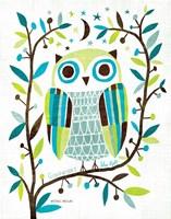 Night Owl II by Michael Mullan - various sizes, FulcrumGallery.com brand