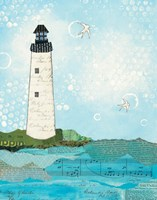"22"" x 28"" Lighthouse Pictures"