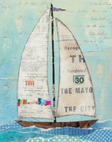 "16"" x 20"" Sailboat Pictures"