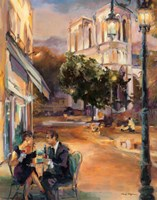 Twilight Time in Paris by Marilyn Hageman - various sizes