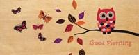 Good Morning Owl by Wild Apple Portfolio - various sizes