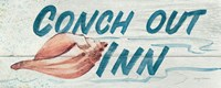 Conch Out Inn by Avery Tillmon - various sizes