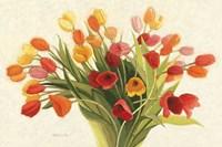Spring Tulips Fine Art Print