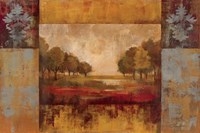 Landscape in Gold by Silvia Vassileva - various sizes
