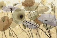 "12"" x 8"" Poppies Art"