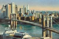 Into Manhattan by Marilyn Hageman - various sizes
