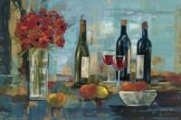 Fruit and Wine Fine Art Print