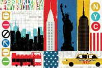 New York City Experience by Mo Mullan - various sizes
