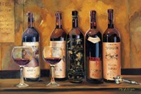 Cellar Reds by Marilyn Hageman - various sizes