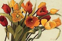 Tulip Time by Shirley Novak - various sizes - $36.99