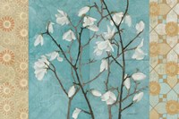 Patterned Magnolia Branch by Kathrine Lovell - various sizes
